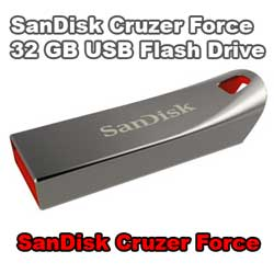SanDisk Cruzer Force 32 GB USB