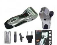 Toshiko Rechargeable Shaver & Trimmer Chrome Plated
