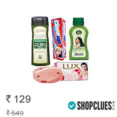 Daily Needs Combo Offer