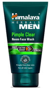 Himalaya Men Pimple Clear Neem Face Wash, 100 ml at 15% Off