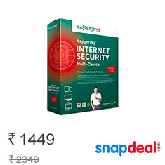 Kaspersky Internet Security 5 PC for 1 Year