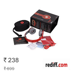 Monster Beats By Dr. Dre Solo HD Headphone at Rs. 238 Only buy now