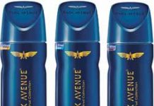 Park Avenue Deo Pack Of 3