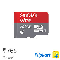 Snapdeal Offer SanDisk Memory Card at Affordable Price