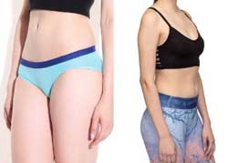 Under Colors of Benetton Lingerie, Innerwear and Sleepwear 50% Off
