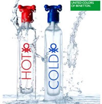 Benetton Hot and Cold Pack of 2 Perfumes