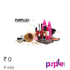 Cashback 15% on Purplle with MobiKwik Wallet for 850 rs Get This Offer