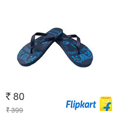 Flipkart Men's Footwear Offer