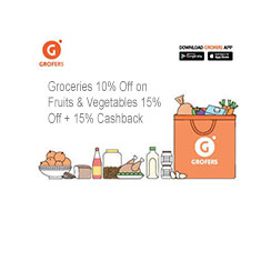 Groceries Offer
