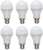 Gs 15 W LED Bulb White, Pack Of 6 at 74% Discount + Free Delivery
