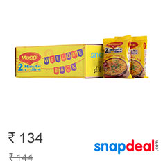 Maggi Noodles Offer
