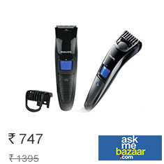Philips QT400115 Beard Trimmer at Cheapest Price Online Buy Now