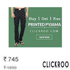 Printed Pyjamas Buy One & Get One Absolutely Free Buy Now