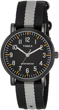 Timex OMG Analog Black Dial Watch