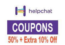 Helpchat Coupons and Offers