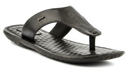Lee Cooper Black Slippers at 35% Off + Free Shipping