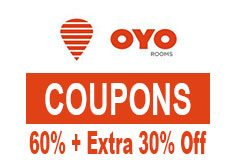 OYO Rooms Coupons and Offers