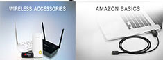 Amazon Computer Accessories and Storage Devices