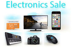 Amazon Electronics Sale