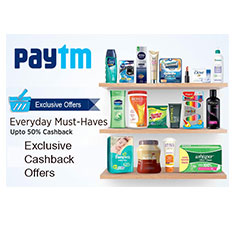 Paytm Fresh Offers