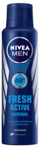 Nivea Fresh Active Original 48 Hours Deodorant