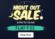 ShopClues Night Out Sale Offers