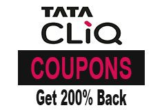 TATACLiQ Coupons & Offers