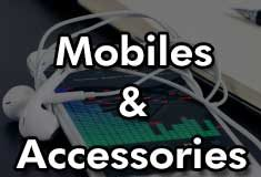 Amazon Exclusive Mobiles Offer
