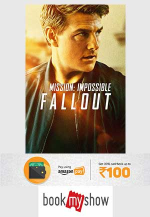 Mission Impossible Movie Tickets