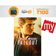 mission impossible movie online tickets