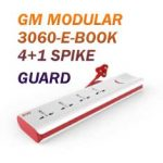 GM Modular 3060-E-Book 4+1 Spike Guard, Multicolour