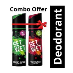Set Wet Perfume Pack of 2