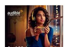 Audible Launch in India