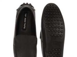Red Tape Mens Loafers