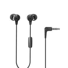 JBL C50HI in-Ear Headphone with Mic Black