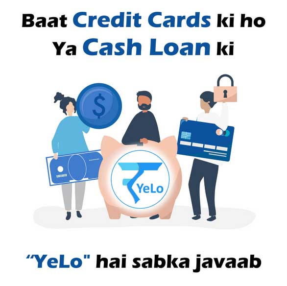 YeLo App Instant Credit Cards and Loan