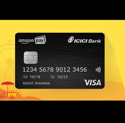 Apply for Amazon Pay ICICI Credit Card