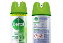 Dettol-Disinfectant-Spray-Sanitizer 225ml