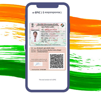 How to Download e-EPIC Digital Voter ID Card