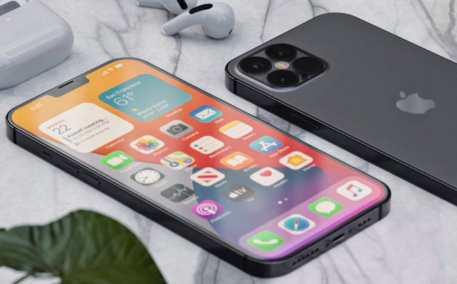iPhone 13 Smaller Notch