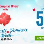 Domino's Valentine's Day Offers