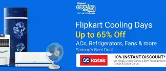 Flipkart COOLING Days Sale
