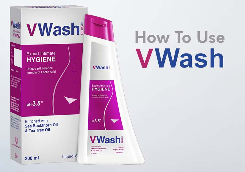 How To Use V Wash